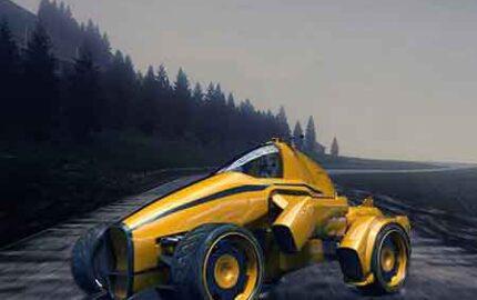 Swift 3D Vehicle Design